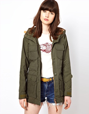 Penfield Summer Anorak